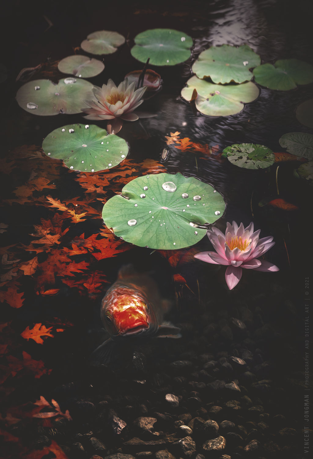 The Pond of Whispers