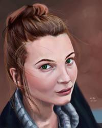 portrait painting 6/12/20