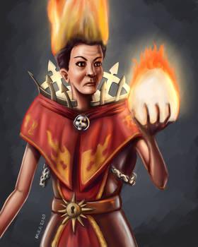 Sienna Fuegonasus Vermintide 2