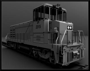 UPY-2315 No.3 by Astronommican