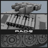 RAD-5 [ A Little Closer ] by Astronommican