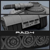 RAD-4 [ A Little Closer ] by Astronommican