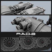 RAD-3 [ A Little Closer ] by Astronommican