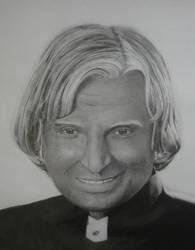His highness Abdul Kalam by Blithe-designandart