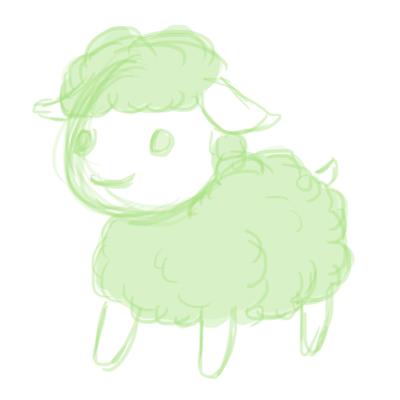 Sheepie by DentistChicken