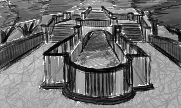 Scene Sketch Thing by DentistChicken