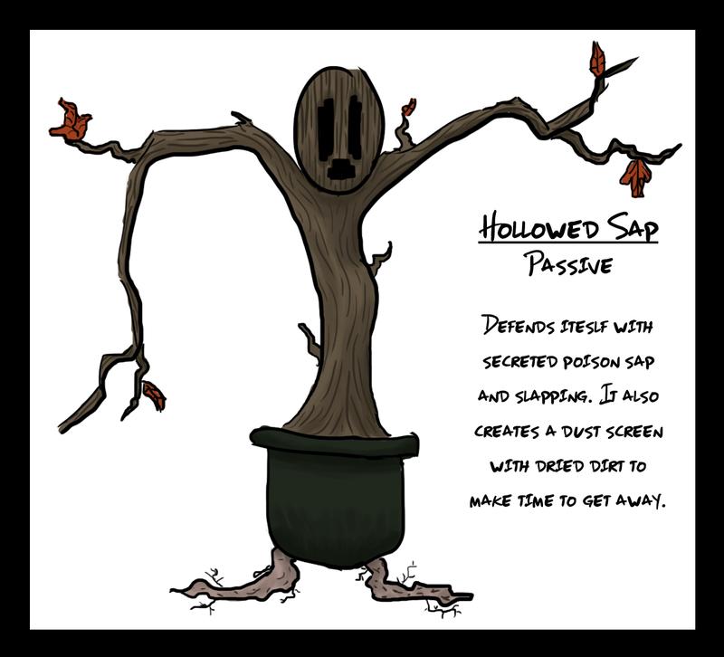 Hollowed Sap by DentistChicken