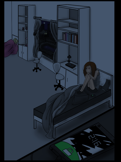 Late Night, Early Morning by DentistChicken