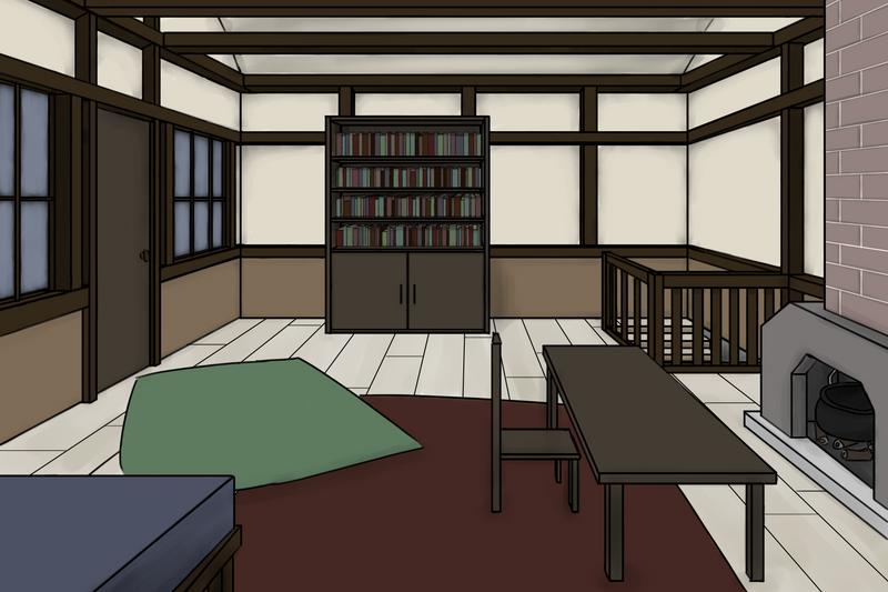Amalric's Ground Floor Interior by DentistChicken