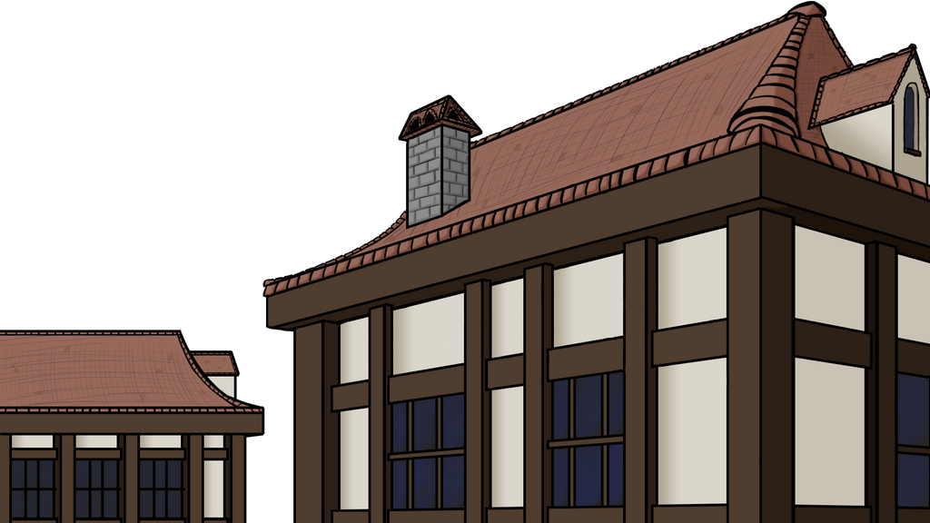 Some Buildings by DentistChicken
