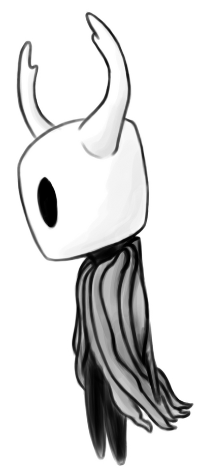 Hollow Knight Doodle by DentistChicken