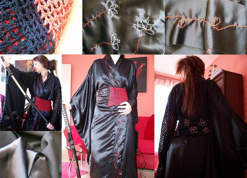 Kimono by Rutarisa