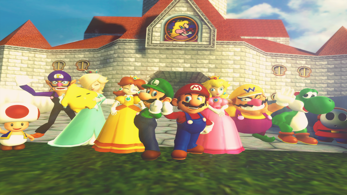 Super Mario World by Gmoder3000
