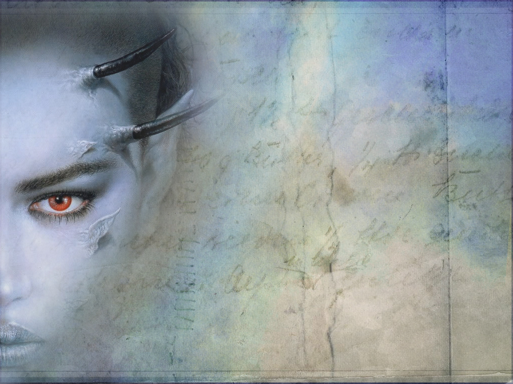 _Old_ Luis Royo Wallpaper by haunted-passion ...