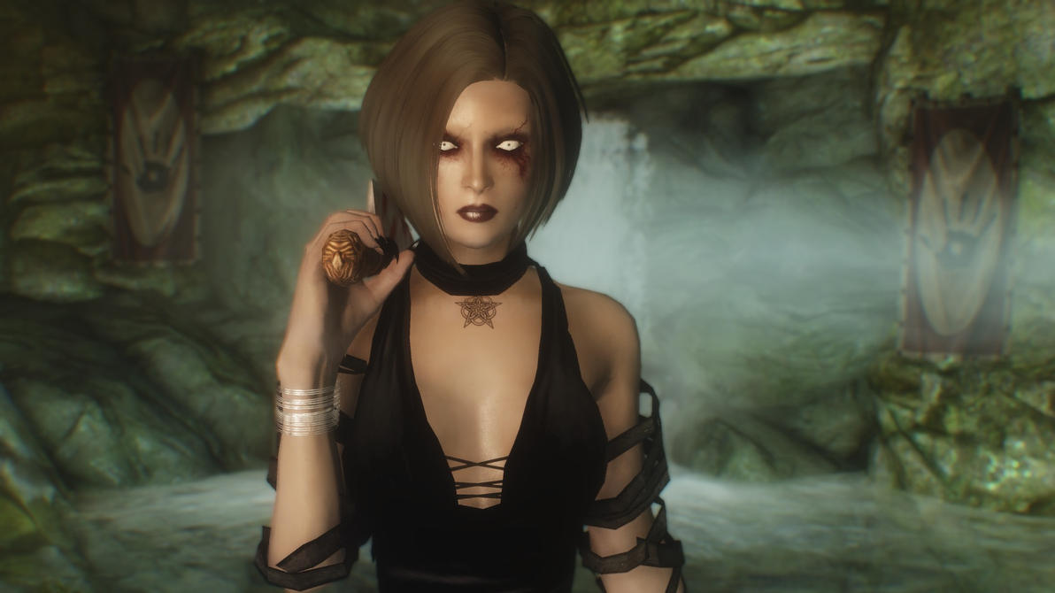Skyrim: Zhara - Merciless Killer by haunted-passion on ...