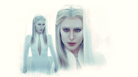 Wallpaper - Defiance - Stahma Tarr by haunted-passion