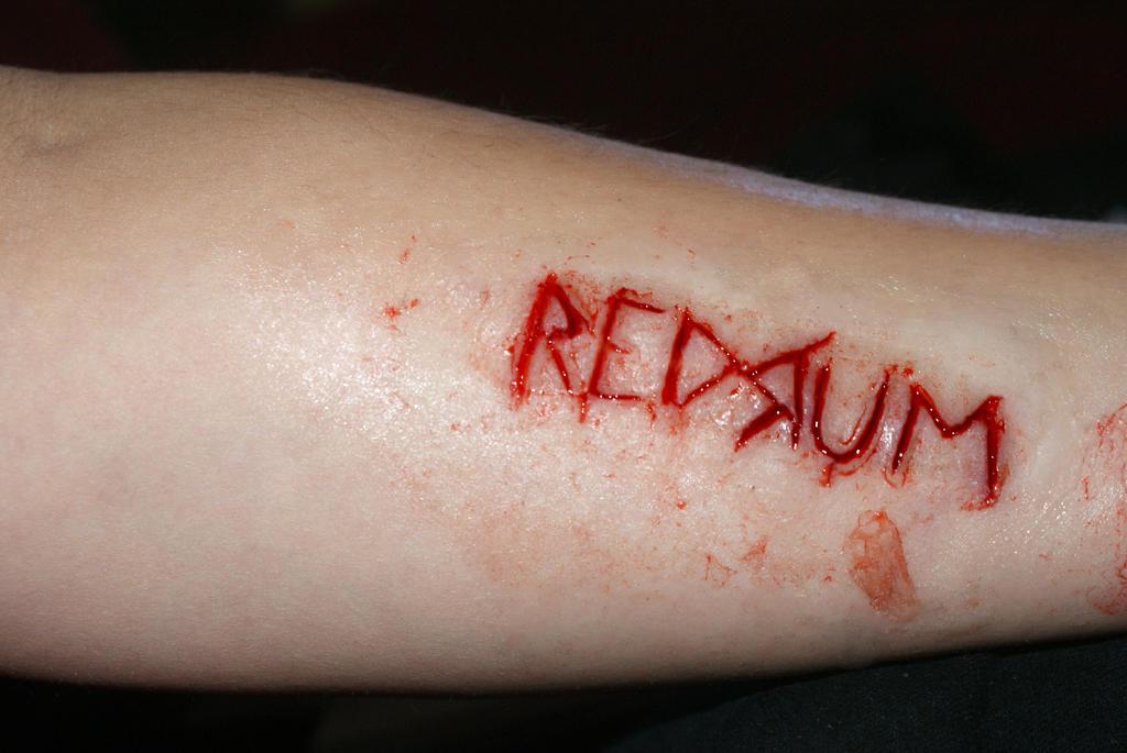 Redrum Redo by Biohazard1694