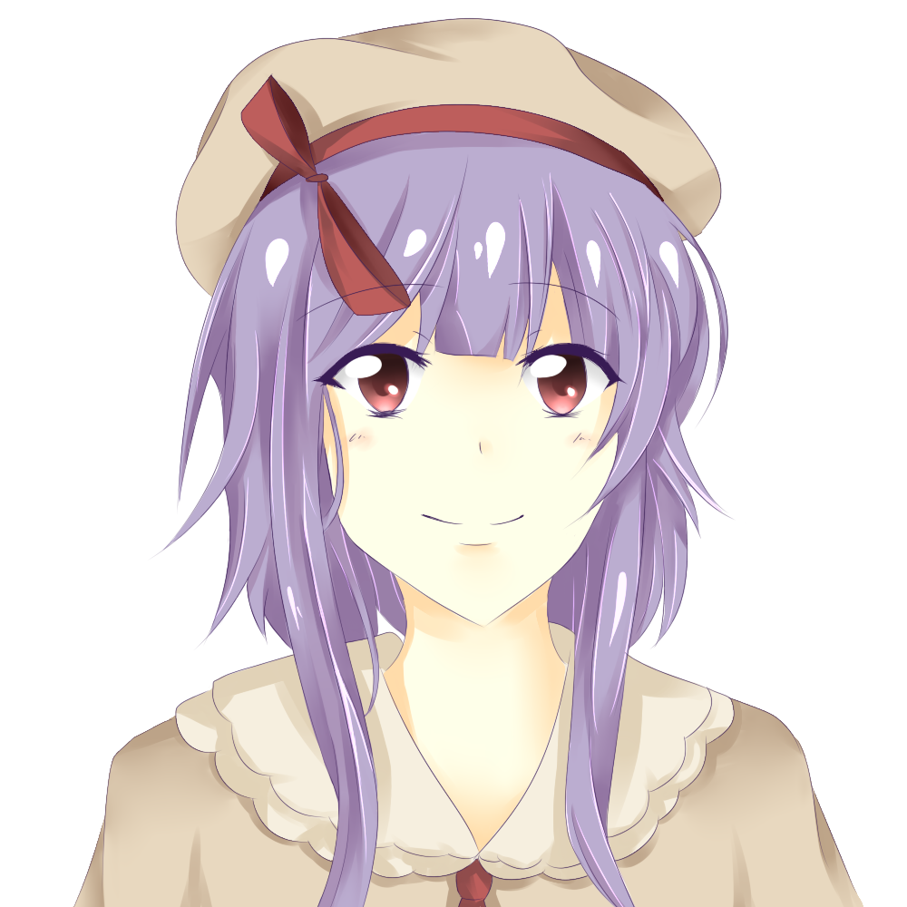 Kingofe3's Commission (Headshot) Azami by KiyomizuKimiko