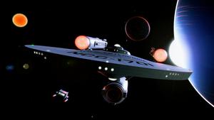 U.S.S. Enterprise, TOS