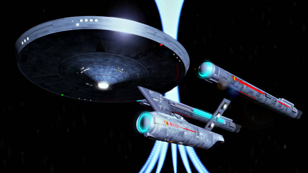 NCC-1701 in the 32nd Century