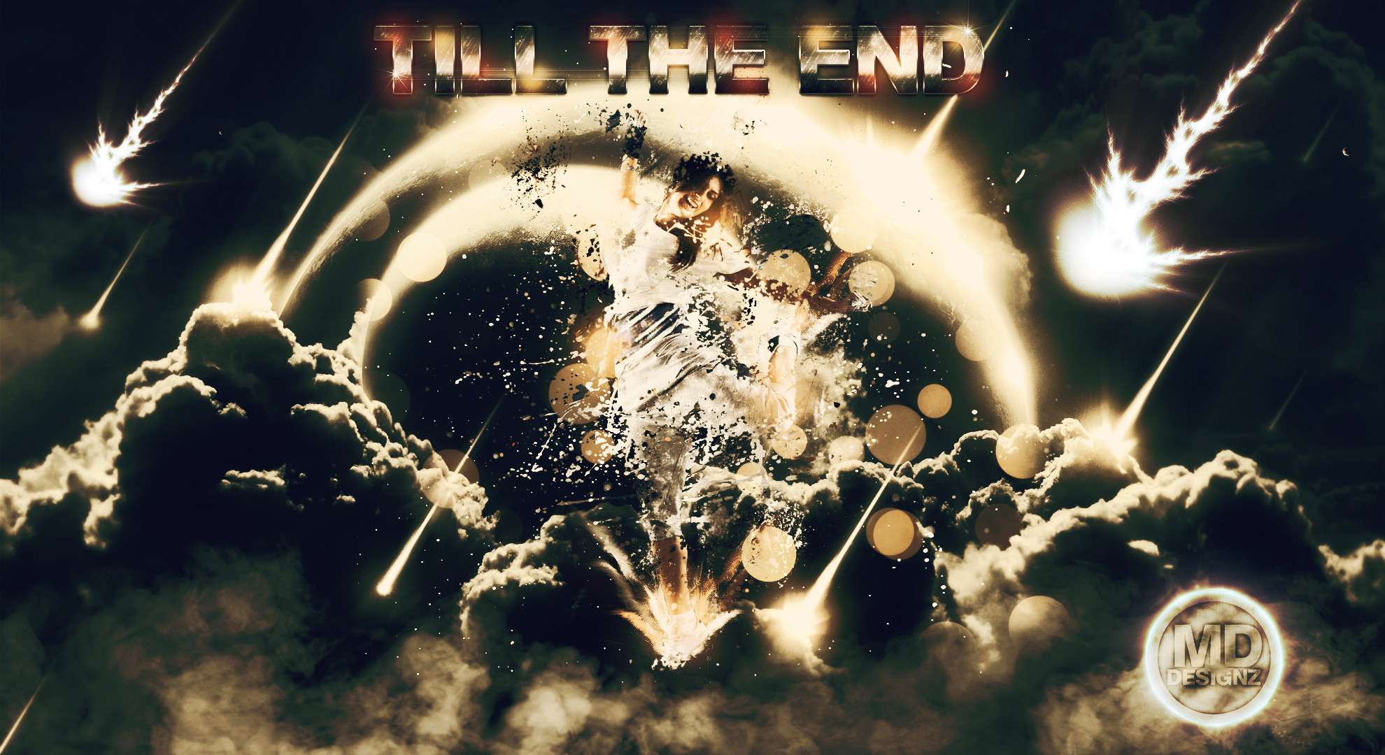 Till The End - Wallpaper by MDDESIGNZ on DeviantArt