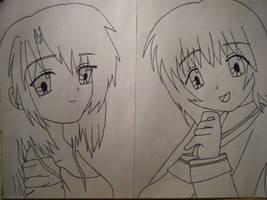 Tomoyo And Nagisa???