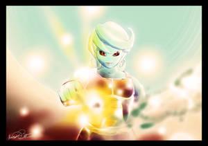 Dragon Ball Xenoverse: Majin Custom Character Art