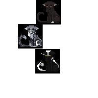 Pixels  Shadowclan   Icons by Allizia