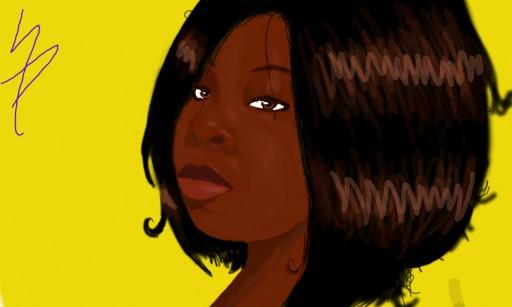 Self Portrait by Sennasenpai