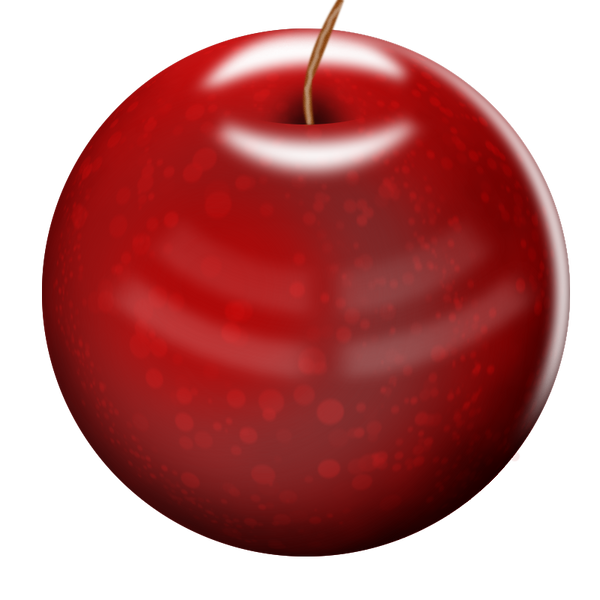 Red Apple by nibbpower