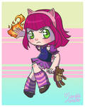 League Girls: Annie