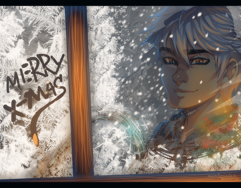 Jack Frost... by mintwinter