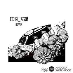Inktober2017 rover