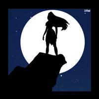 Disney Shadows - Pocahontas