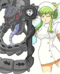 Ophiuchus by animesosbrigade