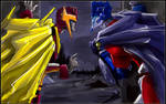 Knightformers by Aiuke