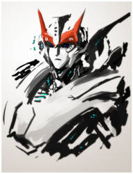 Doodle of Prowl