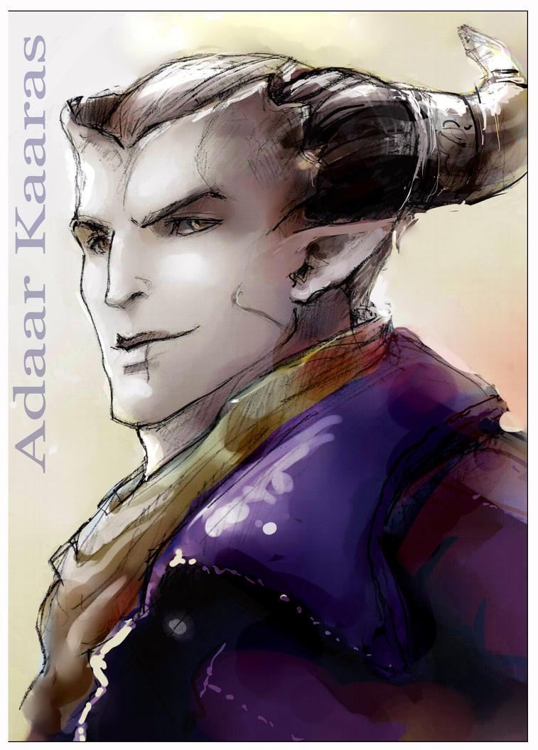 Adaar Kaaras by Aiuke