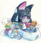 Kitty AU 5