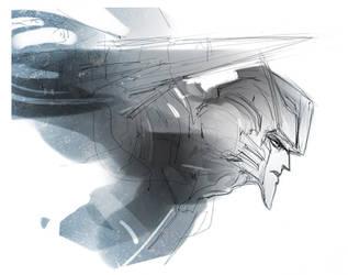 SG Prowl sketch by Aiuke