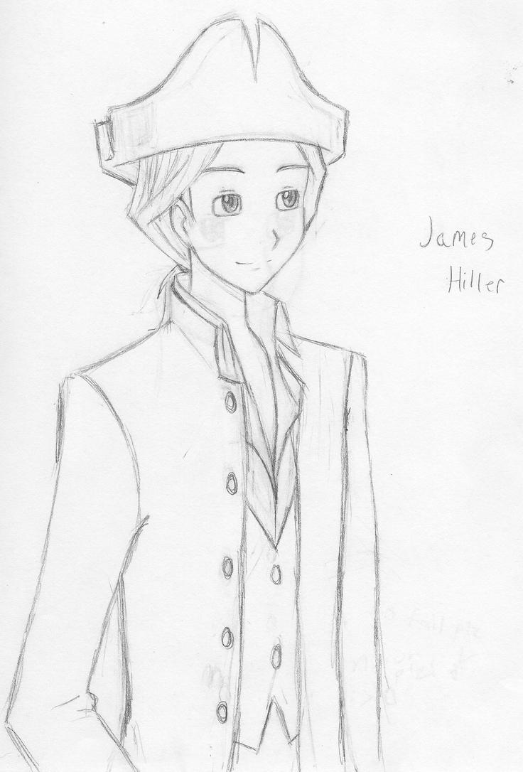 James Hiller by eeveelover893