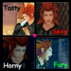 Axel avatar 2 by KingdomHeartsPyro