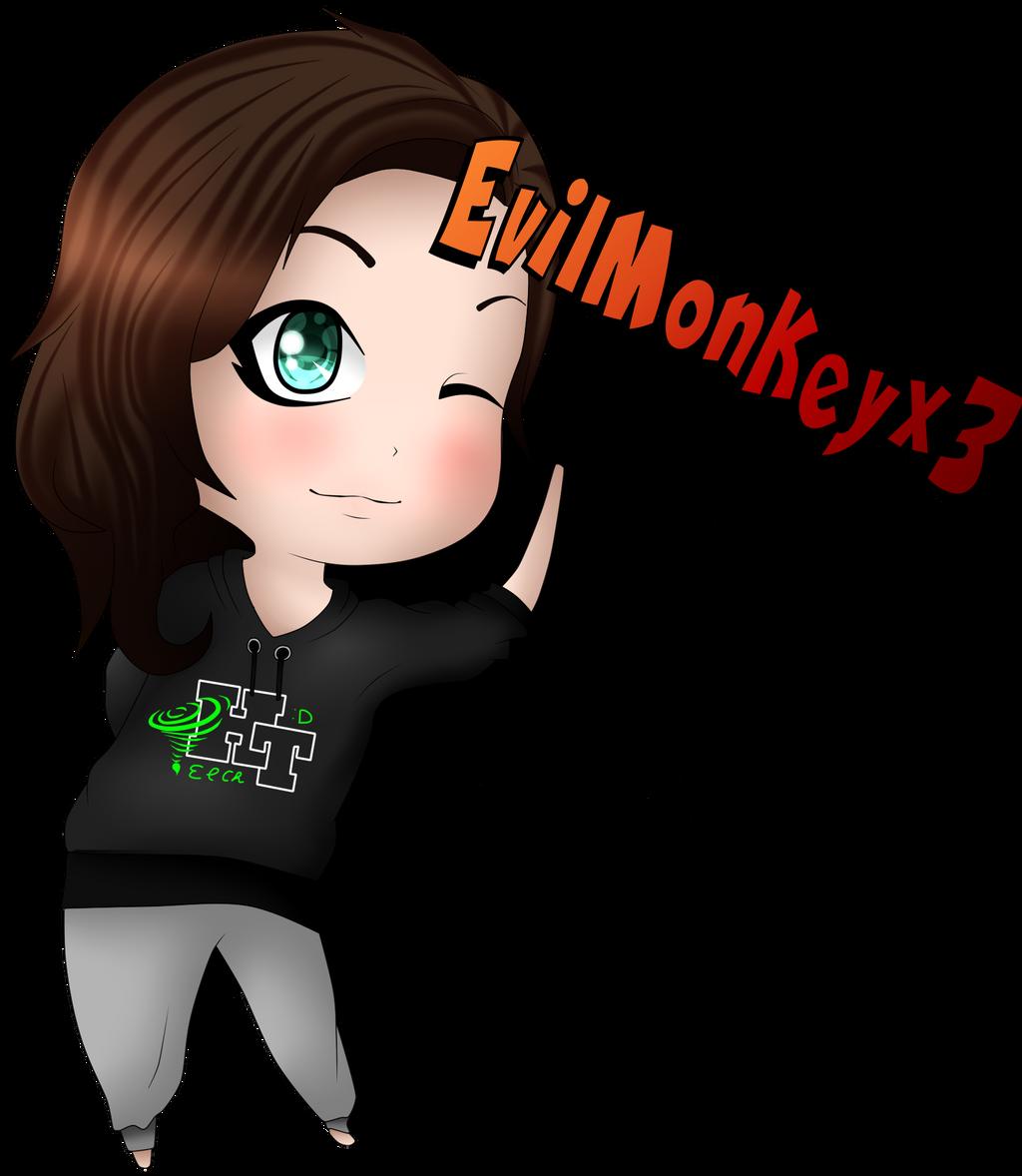 EvilMonkeyx3's Profile Picture
