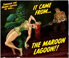 ...from the Maroon Lagoon by Haaspodge