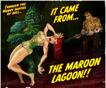 ...from the Maroon Lagoon