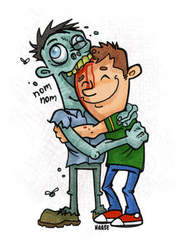 Hug a Zombie Day