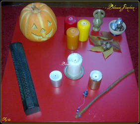 Blessed Samhain by Fayewiccan
