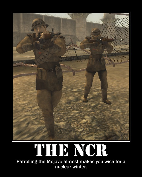 how to join the ncr new vegas