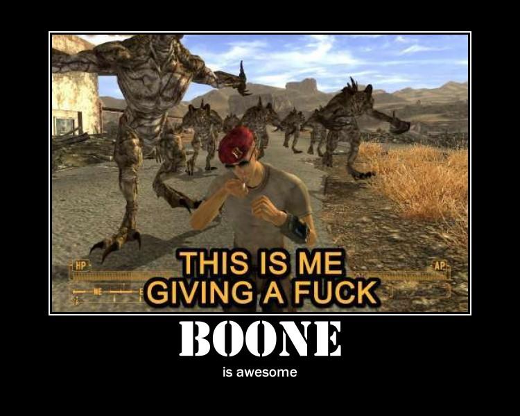 Boone by Dovahkiin117