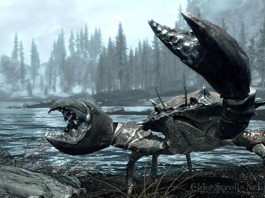 The Elder Scrolls V: Skyrim / Fridge - TV Tropes